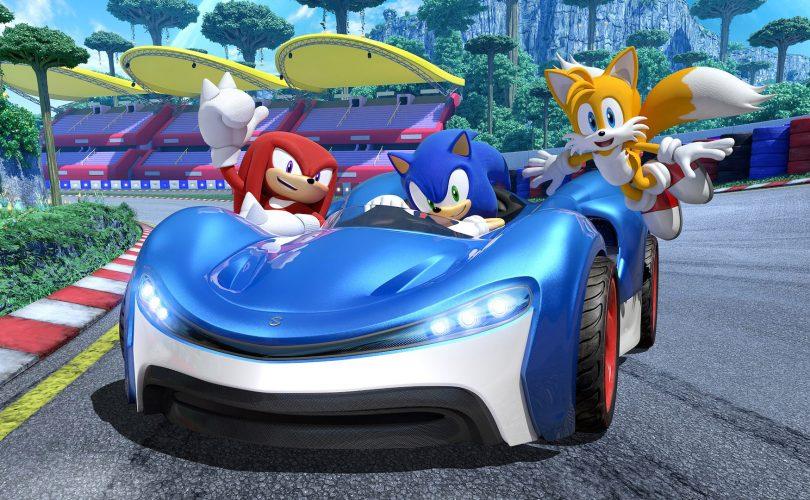 Team Sonic Racing - Recensione