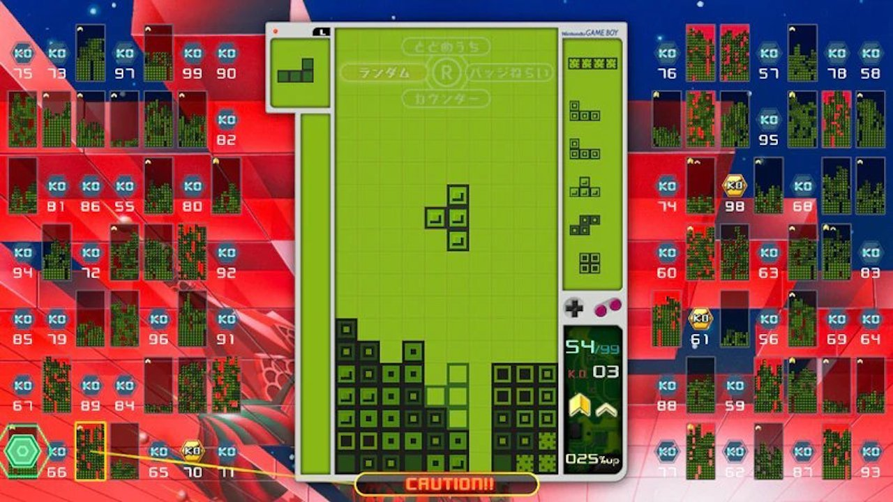 tetris 99 game boy tema