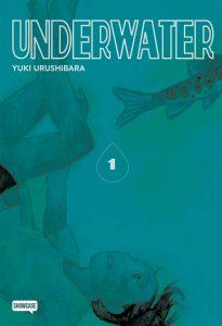 Underwater - Recensione del nuovo manga dell'autrice di Mushishi