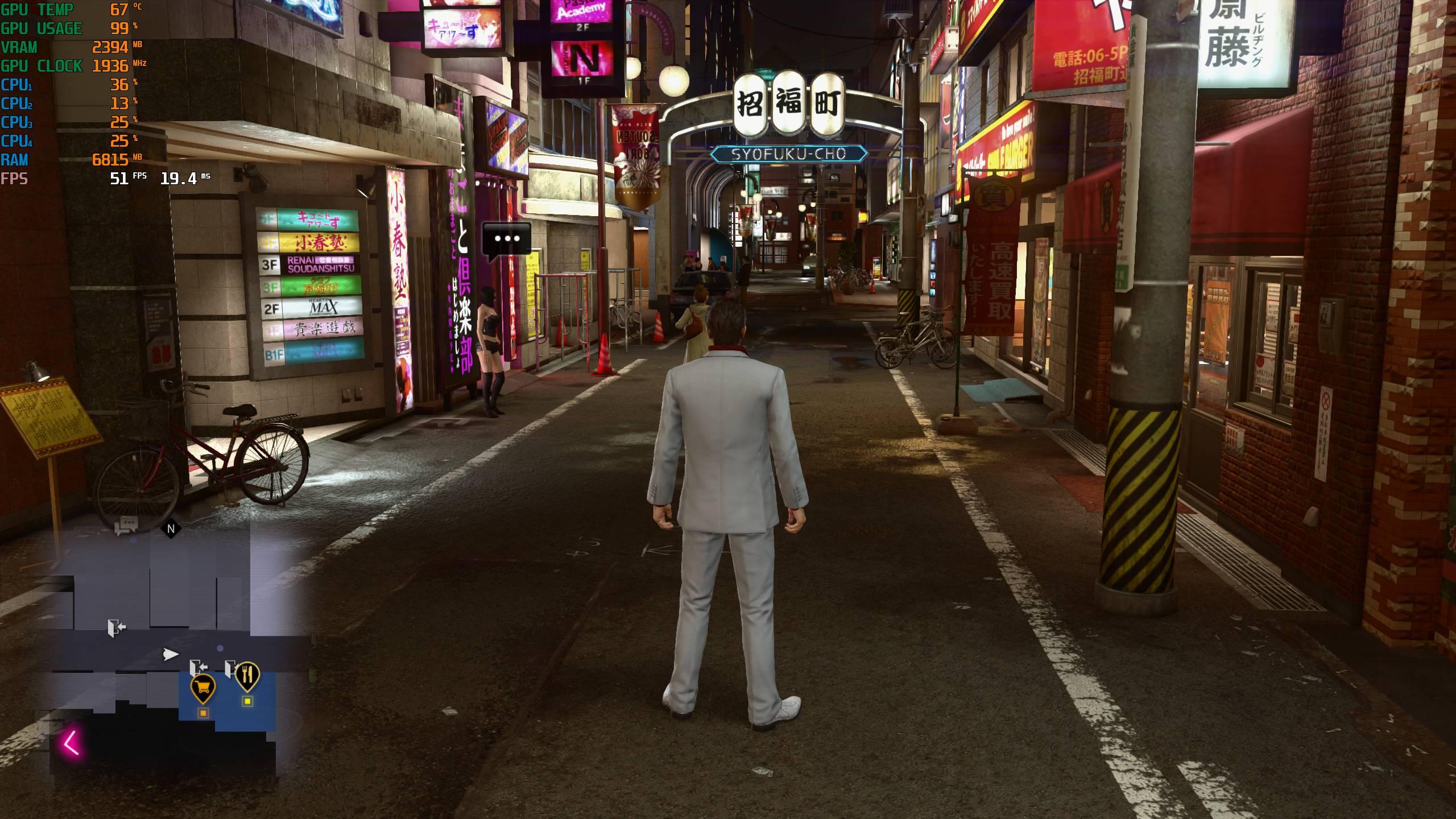yakuza kiwami 2 pc recensione 09
