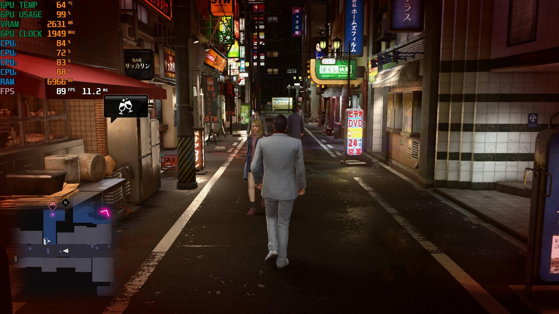 yakuza kiwami 2 pc recensione 20
