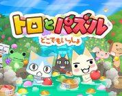 Toro to Puzzle: Doko Demo Issyo, la data di uscita giapponese