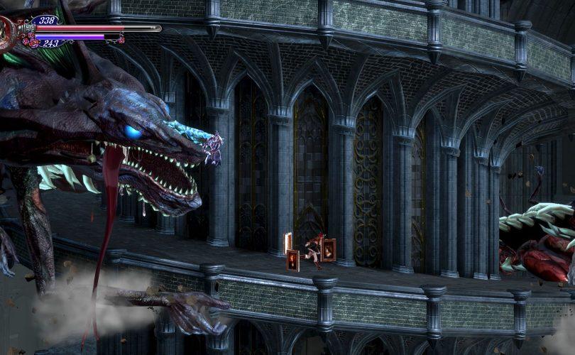 Bloodstained: Zangetsu e la Randomizer Mode sono disponibili su Switch