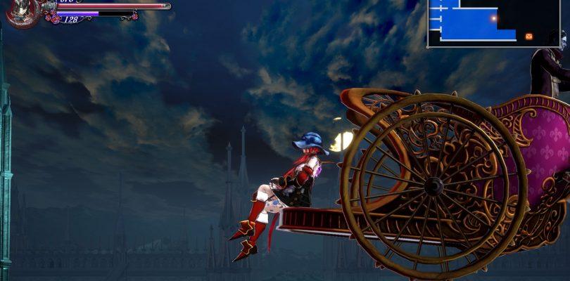 Bloodstained: Ritual of the Night – La versione Switch ha venduto oltre le aspettative
