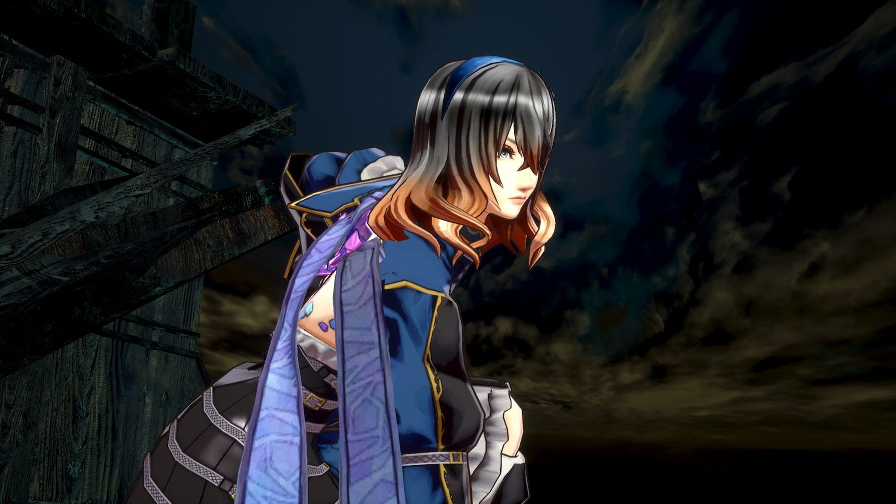 Bloodstained: Ritual of The Night Miriam