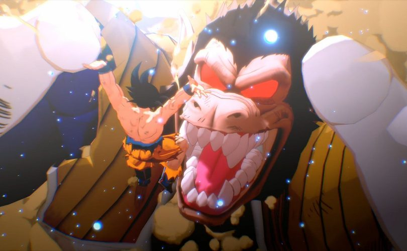 DRAGON BALL Z: KAKAROT si mostra in un primo video di gameplay