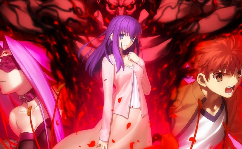 FATE/STAY NIGHT HEAVEN'S FEEL II. lost butterfly