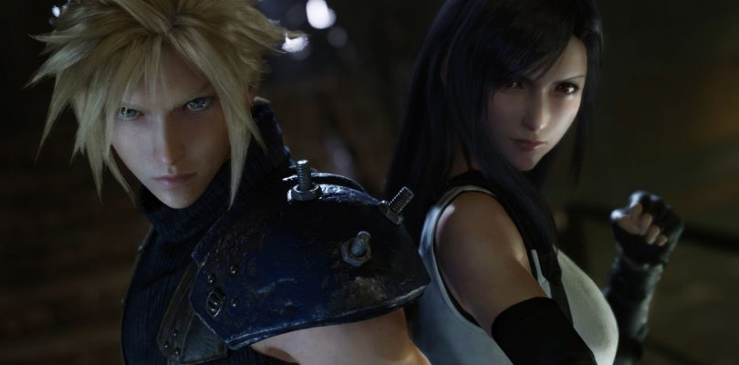 FINAL FANTASY VII REMAKE: gameplay off-screen dalla Gamescom