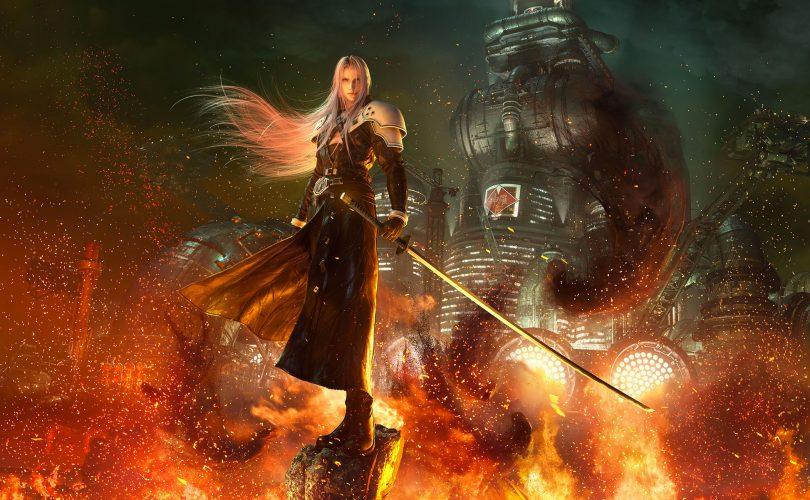 FINAL FANTASY VII REMAKE Sephiroth