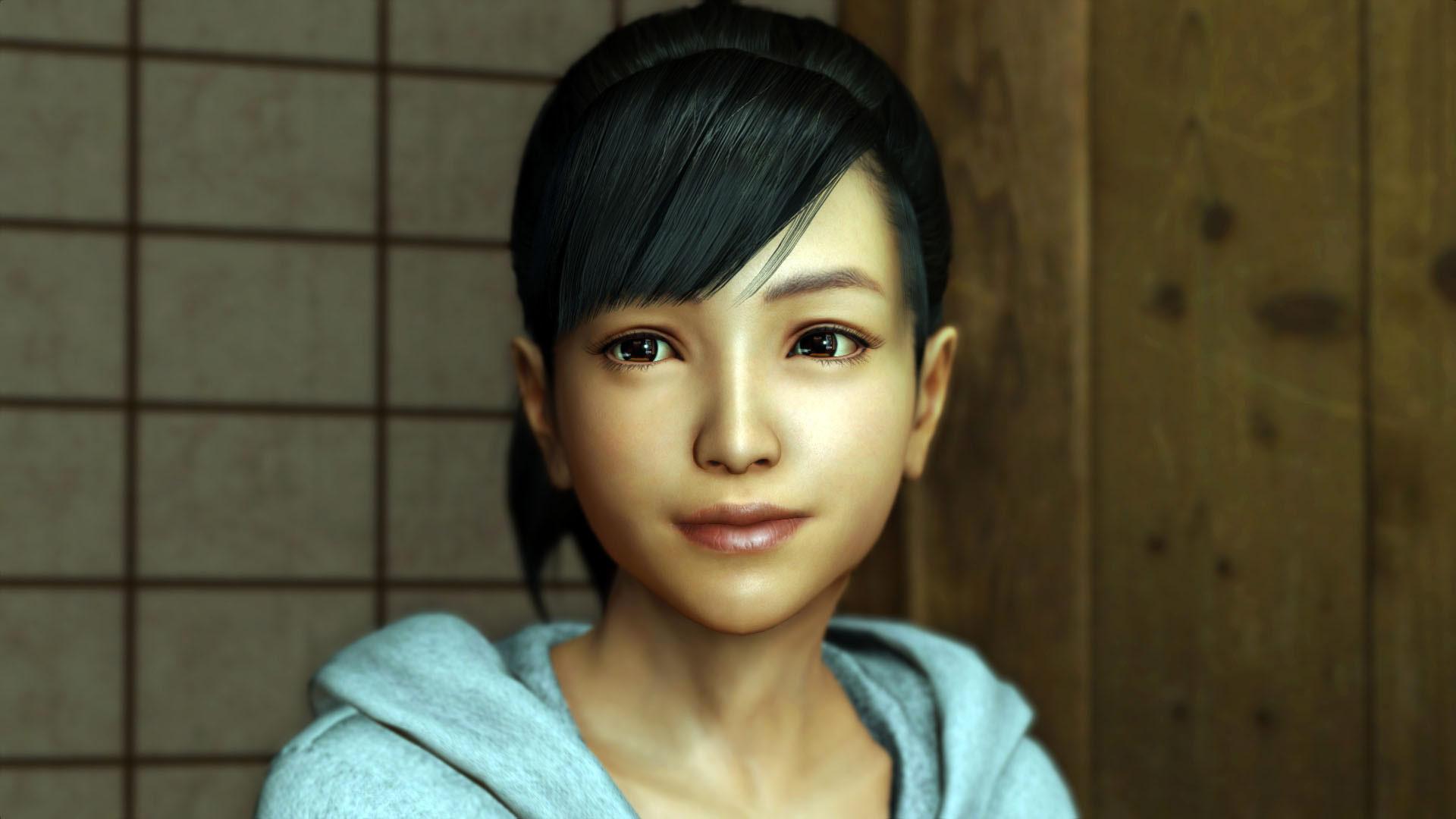Haruka Sawamura - Yakuza