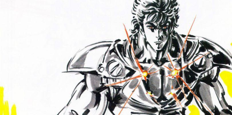 BRUSH WORK – Scopriamo insieme l'artbook di Junichi Hayama