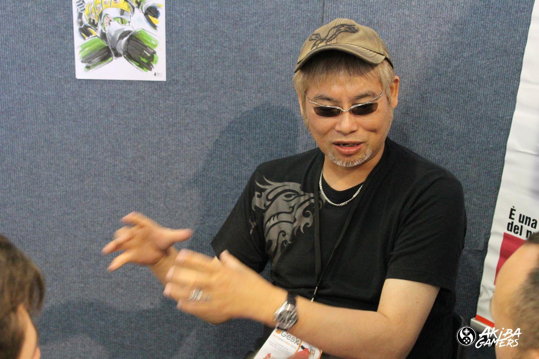 Junichi Hayama al BGEEK 2019: l'intervista di Akiba Gamers