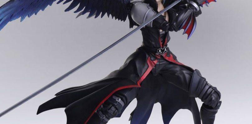 SQUARE ENIX mostra la Bring Arts di Sephiroth Another Form Version