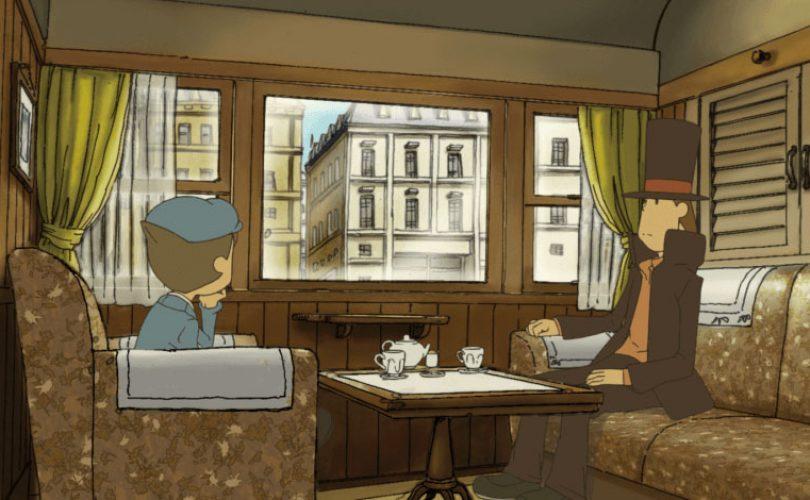 Il professor Layton e lo scrigno di Pandora HD