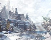 MONSTER HUNTER WORLD: ICEBORNE, ecco l'armatura Direwolf