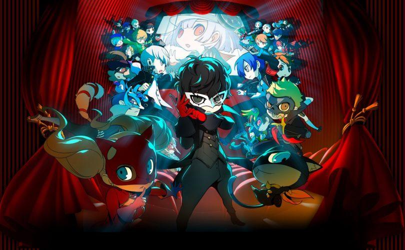Persona Q2: New Cinema Labyrinth - Recensione