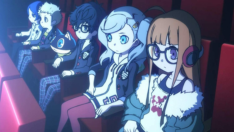 Persona Q2: New Cinema Labyrinth - Intro