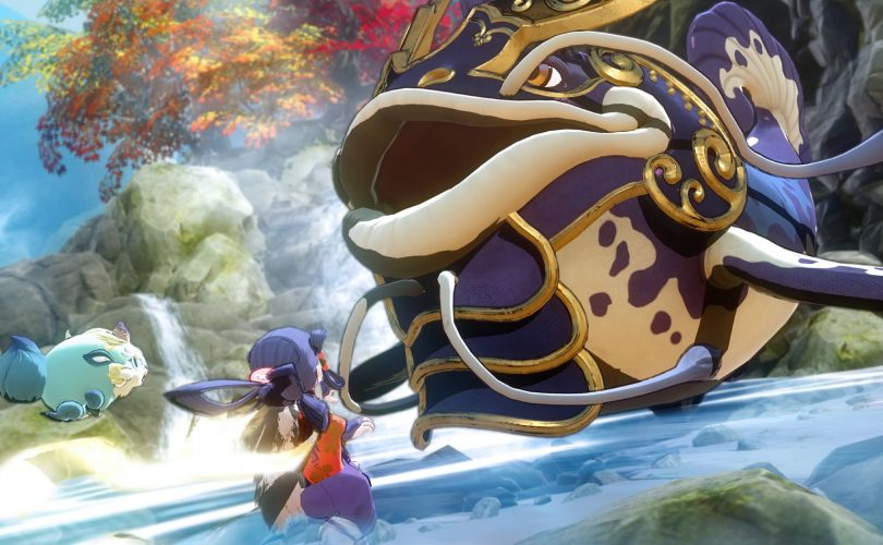 "Sakuna: Of Rice and Ruin – il nuovo video di gameplay ""Action Demo"""