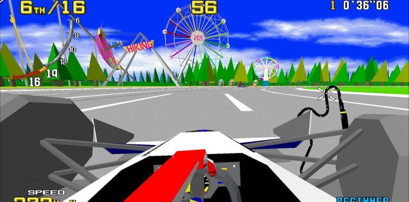 SEGA AGES: Virtua Racing e Wonder Boy
