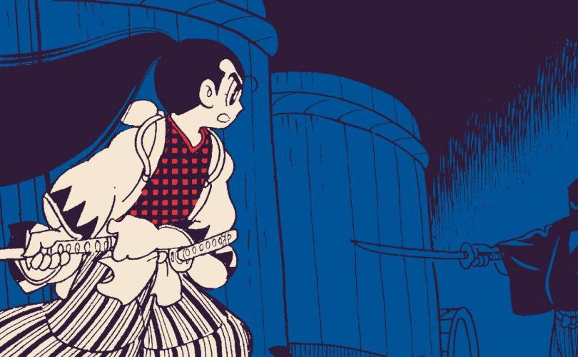 J-POP: in arrivo Shinsengumi di Osamu Tezuka