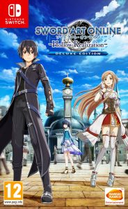 Sword Art Online - Hollow Realization Deluxe Edition box art