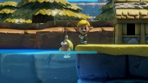Link's Awakening Nintendo Treehouse E3 2019