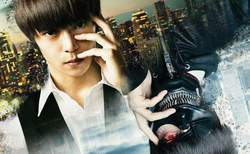 TOKYO GHOUL S: nuovo trailer per il film live action in arrivo