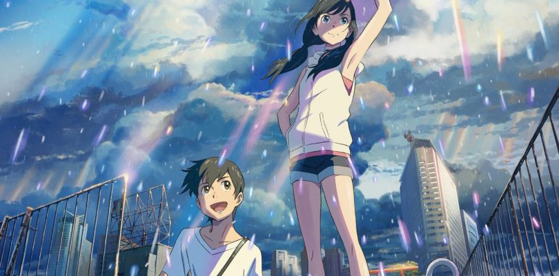 Dynit annuncia WEATHERING WITH YOU di Makoto Shinkai
