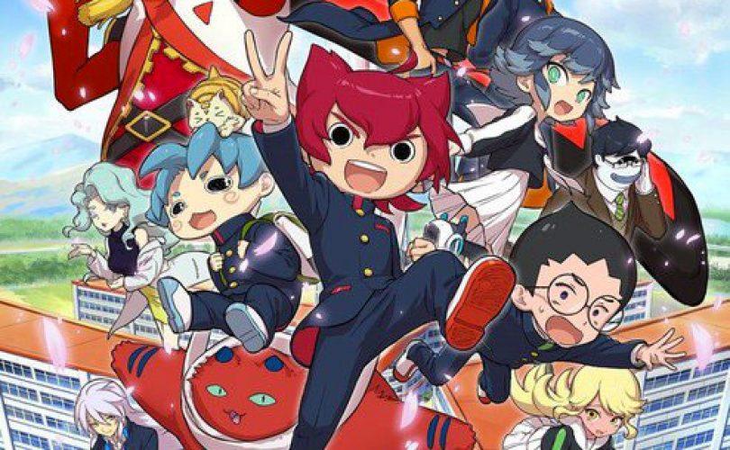 YO-KAI WATCH: rivelata la locandina del sesto film animato