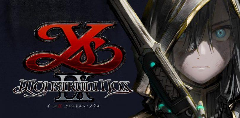 Ys IX: Monstrum Nox, tre nuovi video di gameplay