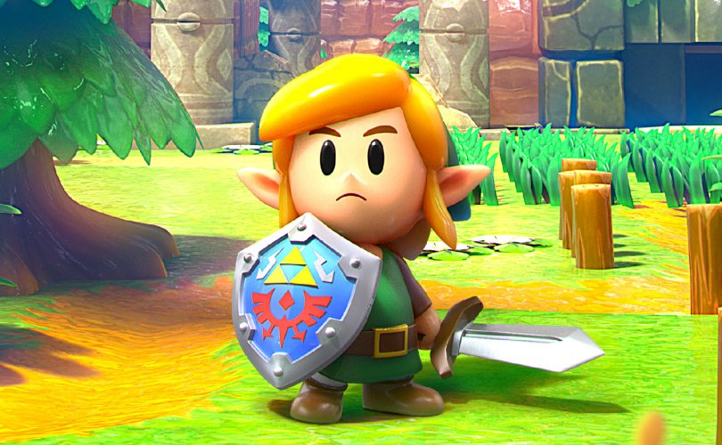 The Legend of Zelda: Link's Awakening per Nintendo Switch, la data di uscita