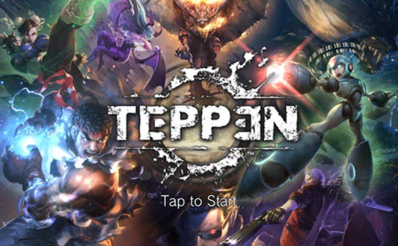 TEPPEN: il gioco di carte basate su titoli CAPCOM è disponibile per iOS e Android