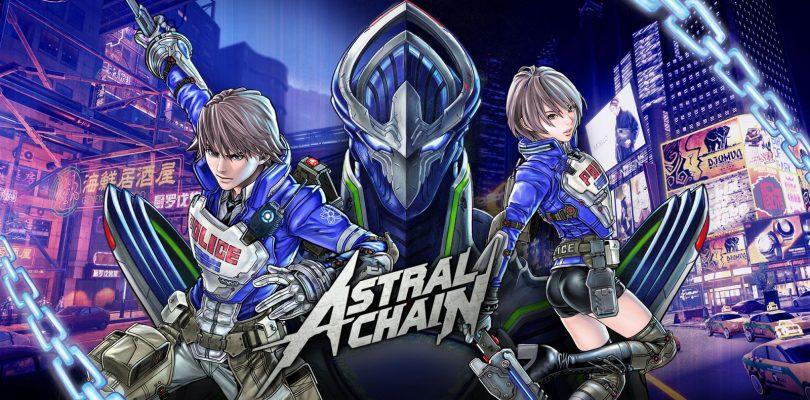 ASTRAL CHAIN - Anteprima del nuovo titolo di PlatinumGames