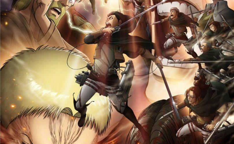 Attack on Titan: la stagione finale dell'anime è fissata per il 2020