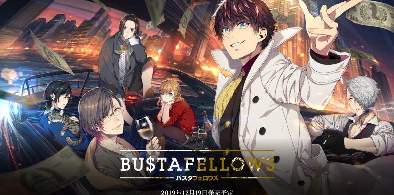 Bustafellows uscirà in Giappone il 19 dicembre