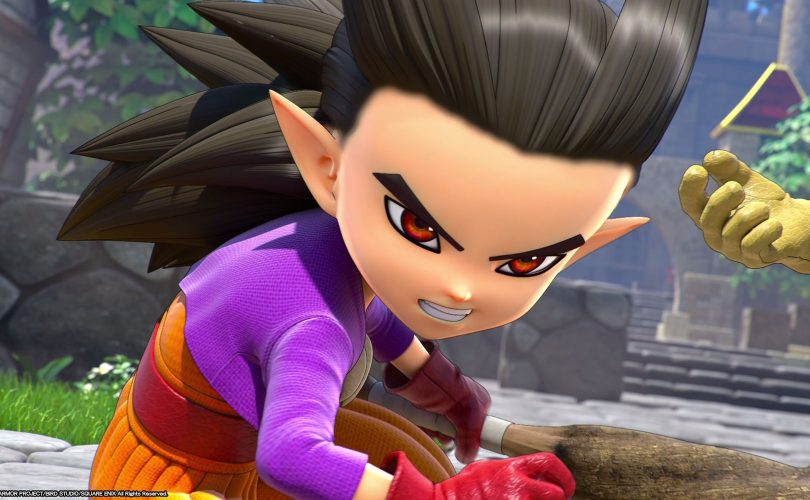 Malroth - DRAGON QUEST BUILDERS 2