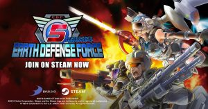 EARTH DEFENSE FORCE 5 - Recensione
