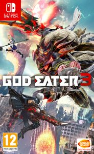 GOD EATER 3 per Nintendo Switch - Recensione