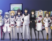 Infinite Stratos: Versus Colors Expansion Included