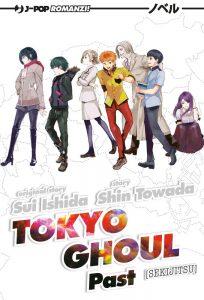 TOKYO GHOUL NOVEL 3 J-POP