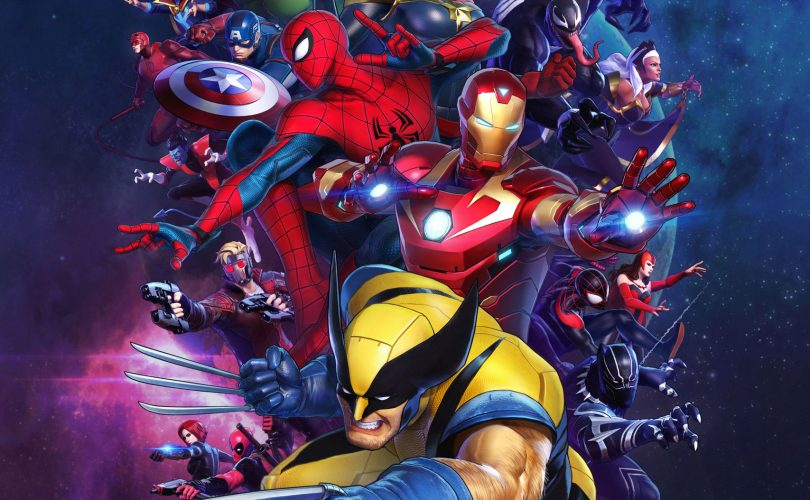 MARVEL ULTIMATE ALLIANCE 3: The Black Order - Recensione