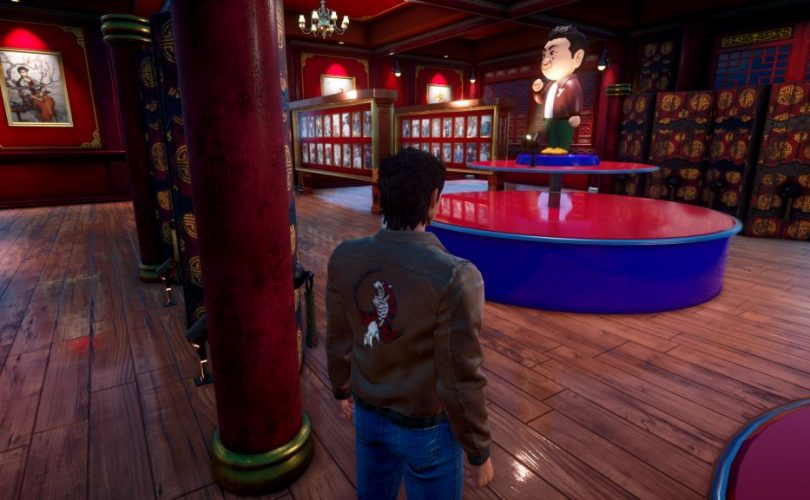 Shenmue III: mostrate le ricompense per i backers