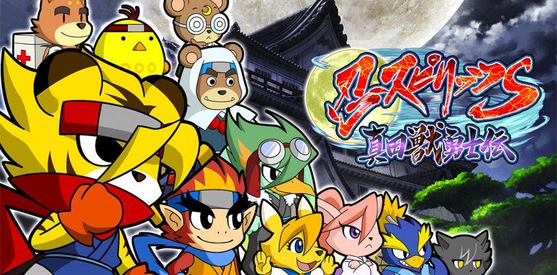 Shinobi Spirits S: Legend of Heroes annunciato per Switch e PC