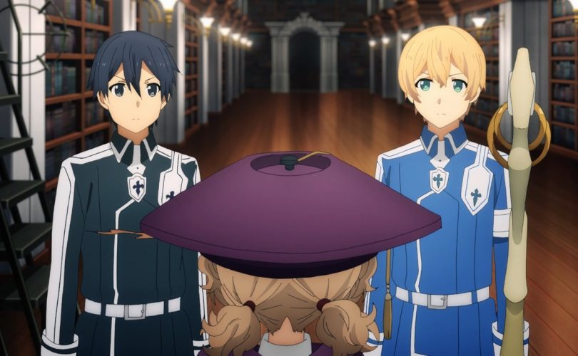 Sword Art Online: Alicization – War of Underworld: diffuso un nuovo trailer