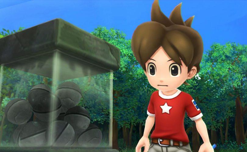 YO-KAI WATCH 1 for Nintendo Switch: il trailer di esordio