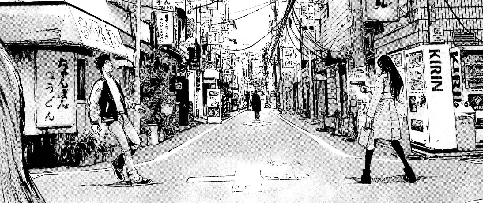 Zankyō - Riverbero