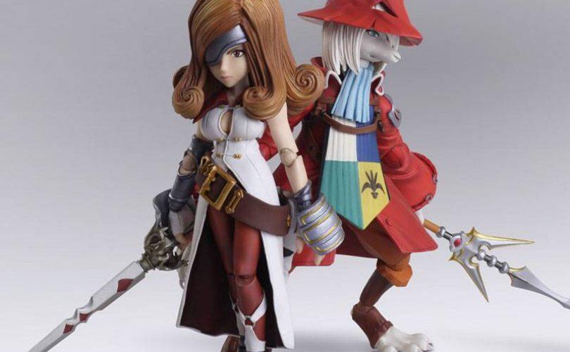 FINAL FANTASY IX: uno sguardo alle figure di Beatrix e Freya