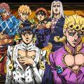 Le Bizzarre Avventure di JoJo: Vento Aureo – Recensione della serie animata