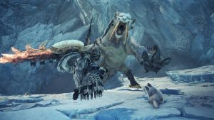 gennaio 2020 / MONSTER HUNTER WORLD :ICEBORNE