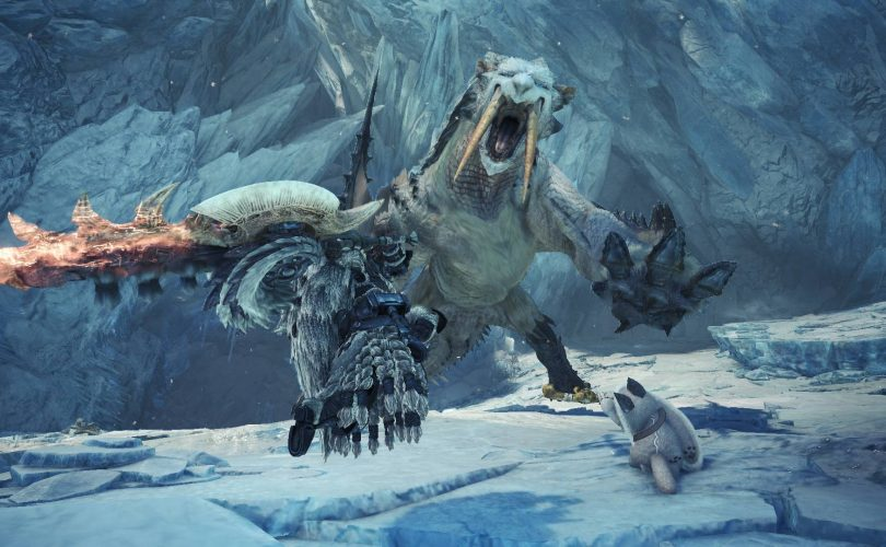 MONSTER HUNTER WORLD :ICEBORNE